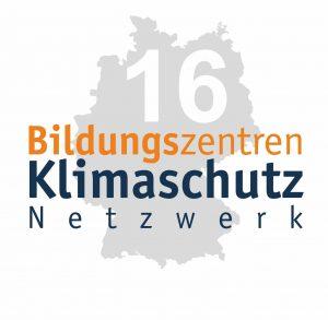 Logo 16 Bildungszentren Klimaschutz